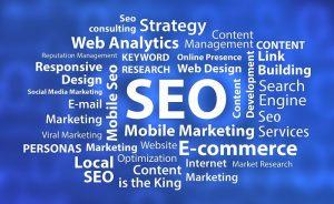 Optimalizácia pre vyhľadávače na webe