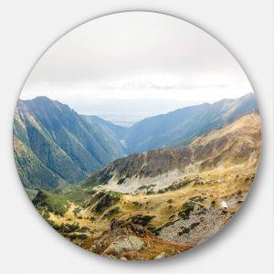 Návrhy turistických trás vo Vysokých Tatrách