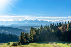 Turistické trasy Vysoké Tatry pre horolezcov