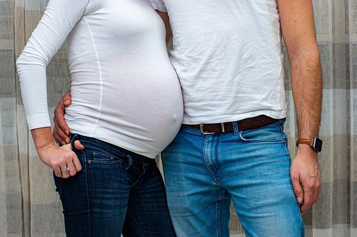 Cvičení v těhotenství na krční páteř