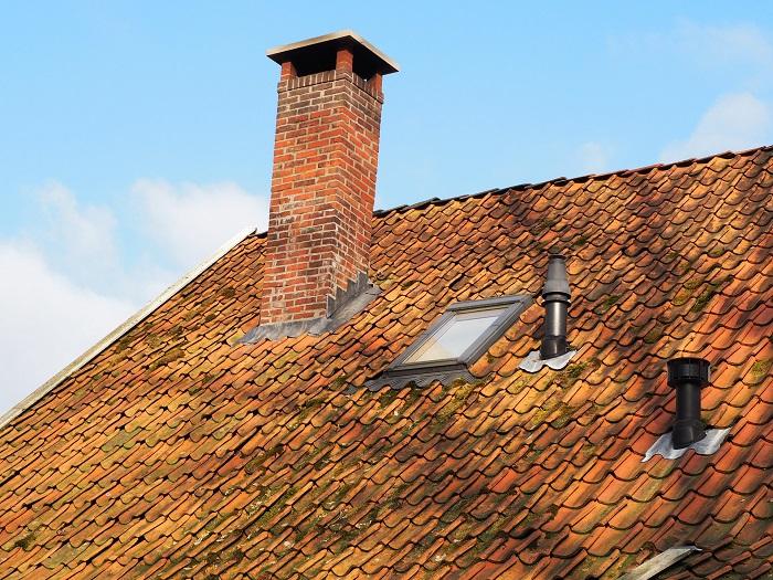 Strešné okno takmer na každej streche